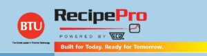 BTU_New Recipe Pro