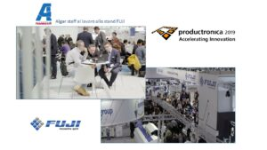 PRODUCTRONICA 2019_Algar