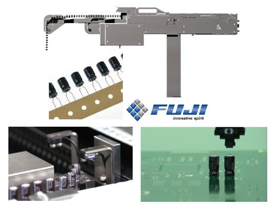 Feeder Fuji per componenti radiali